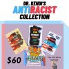Dr. Ibram X. Kendi's Antiracist Collection (Word Up)